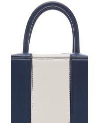 Michino Paris - Blue Squarit Pm Shoulder Bag - Lyst