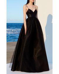 Alex Perry - Black Lise Bikini Gown - Lyst