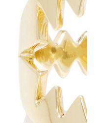 Ara Vartanian - Metallic Yellow Gold Shark Ring - Lyst
