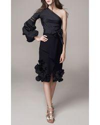 Johanna Ortiz - Black El Perfume Skirt - Lyst