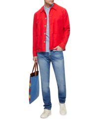 Simon Miller - Blue Skinny-fit Jeans for Men - Lyst