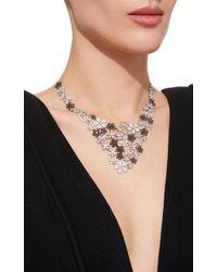 Colette - Multicolor M'o Exclusive: Flower Necklace - Lyst