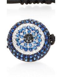 Pippo Perez - Blue Large Evil Eye Bracelet - Lyst