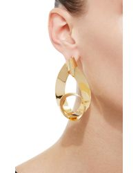 Bia Daidone - Metallic Vertigo Earrings - Lyst