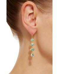 Mallary Marks - Green Champagne Earrings - Lyst