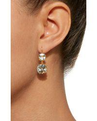 Renee Lewis - Metallic Antique Aquamarine Earrings - Lyst