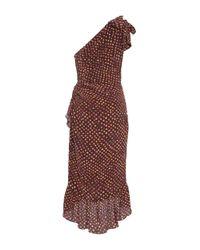 Ulla Johnson - Multicolor Imogen Asymmetric Dress - Lyst