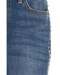 Current/Elliott - Blue The Caballo Stiletto Jean - Lyst