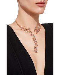 Colette - Metallic M'o Exclusive: Hinge Necklace - Lyst