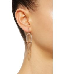 Mattioli - Pink Hiroko 18k Rose Gold Earrings - Lyst