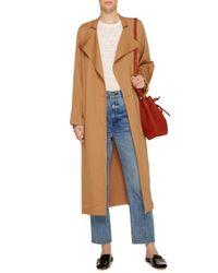 Rachel Comey - Brown Oversized Trench Coat - Lyst