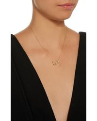 Jack Vartanian - Metallic 18k Gold Diamond Necklace - Lyst