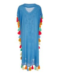 CELIA B Blue Tamarind Midi Dress