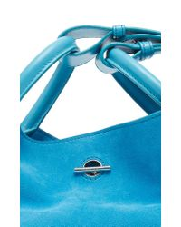 Michino Paris - Blue Sibylle Pm Bag - Lyst