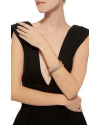Sidney Garber - Metallic 18k Multi Gold 9mm Rolling Bracelet - Lyst