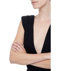 Eva Fehren - Metallic Shorty 18k Rose Gold And Diamond Ring - Lyst