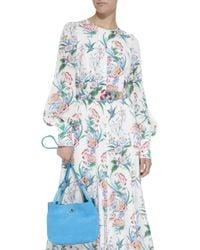 Michino Paris - Blue Sibylle Pm Bag - Lyst