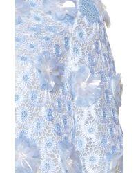 Huishan Zhang | Multicolor Jewel Beaded Roselite Coat | Lyst
