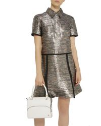 Stalvey | White Frances Speedy Bag | Lyst