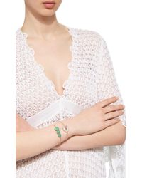 Pascale Monvoisin - Green Louise No 3 Bracelet - Lyst
