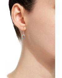 Pascale Monvoisin | Blue Montauk Turquoise Earrings | Lyst