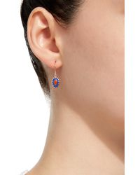 Pascale Monvoisin - Red Montauk Earrings - Lyst