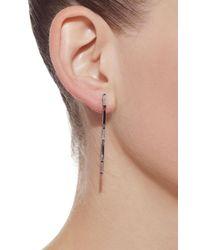 Eva Fehren - Black Tetra Five Earrings - Lyst
