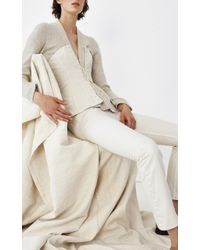 Brock Collection | Natural Kieran Cashmere Cardigan | Lyst