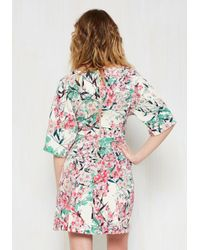Closet | Green Beauty Is In The Rise Dress | Lyst