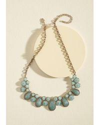 Ana Accessories Inc | Metallic Fete To Be Tied Necklace | Lyst