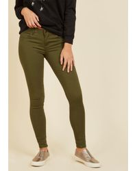 Boom Boom Jeans | Green Comfort To The Conclusion Pants | Lyst