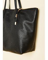 ModCloth - Black Posh Preparedness Tote Bag - Lyst