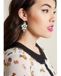 Irregular Choice - Multicolor Take It From The Hop Earrings - Lyst