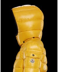Moncler - Yellow Bady - Lyst