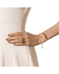 Monica Vinader - Red Baja Bracelet - Lyst