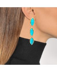 Sylvia Toledano | Blue Sweetie Or Earrings | Lyst