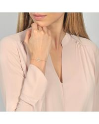 Vanessa Tugendhaft - Metallic Rose Idyll Bracelet - Lyst