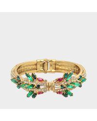 Helene Zubeldia - Multicolor Chim�re Head Bracelet - Lyst