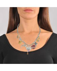 Marc Jacobs - Multicolor Celestial Statement Necklace - Lyst