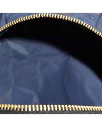 Marc Jacobs - Blue Nylon Biker Backpack - Lyst