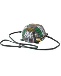 Tory Burch - Multicolor Turtle Burch Mini Bag - Lyst