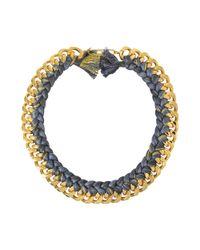 Aurelie Bidermann | Blue Do Brasil Necklace | Lyst