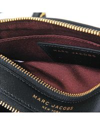 Marc Jacobs - Black Snapshot Camera Bag - Lyst