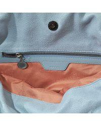 Stella McCartney - Multicolor Falabella Three Chains Shaggy Deer Bag - Lyst