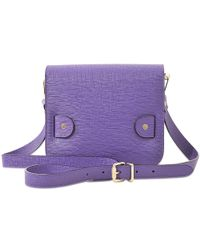 Proenza Schouler   Multicolor Ps1 Large Leather and Canvas Shoulder Bag   Lyst