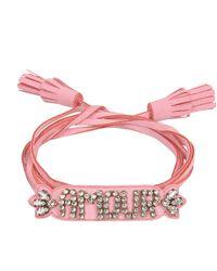 Shourouk - Multicolor Blabla Bracelet - Lyst