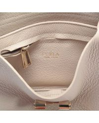 Furla - Natural Club S Crossbody Bag - Lyst