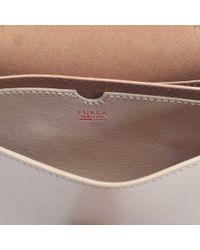 Furla - Multicolor Delizia Mini Crossbody Bag In Vanilla Calfskin - Lyst