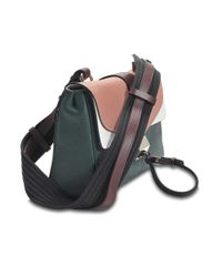 BOSS - Green Kanye Shoulder Bag - Lyst