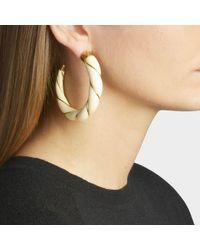 Aurelie Bidermann - Multicolor Diana Hoop Earrings - Lyst